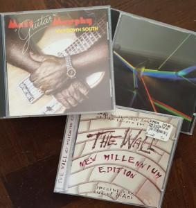 Decluttering CDs